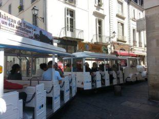 Tours Tourist train à TOURS - 3  ©