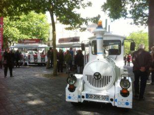 Tours Tourist train à TOURS - 4  ©