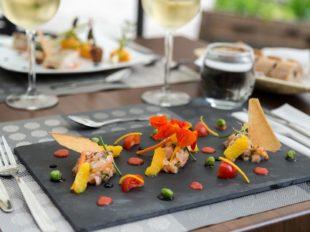 Restaurant le Domaine des Thomeaux à MOSNES - 3  ©