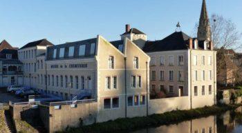 vue extérieure Musée de la Chemiserie