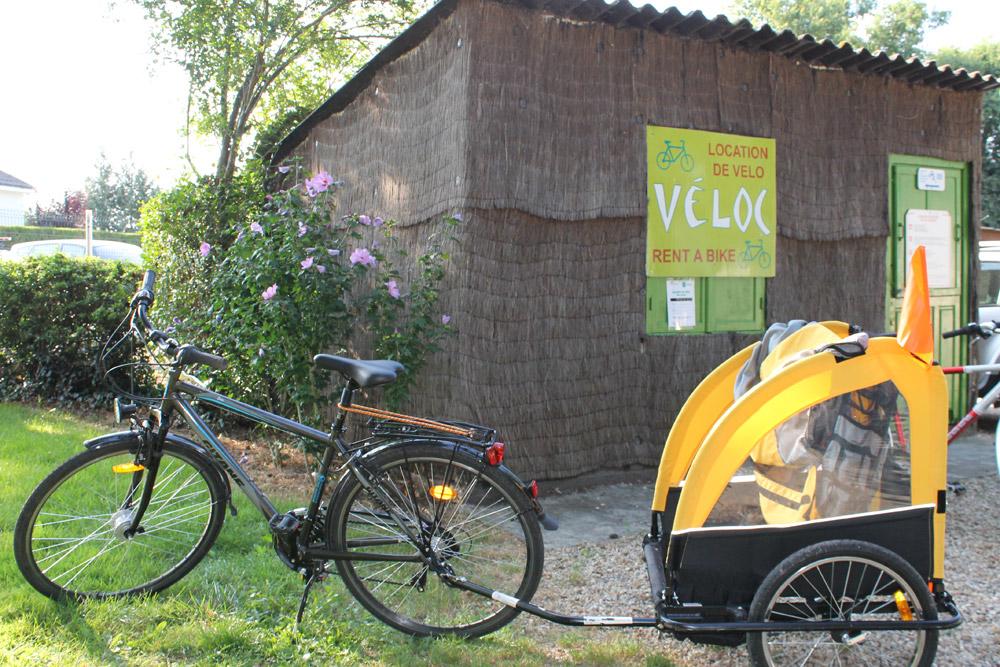 Camping Les Acacias à LA VILLE-AUX-DAMES - 14  ©