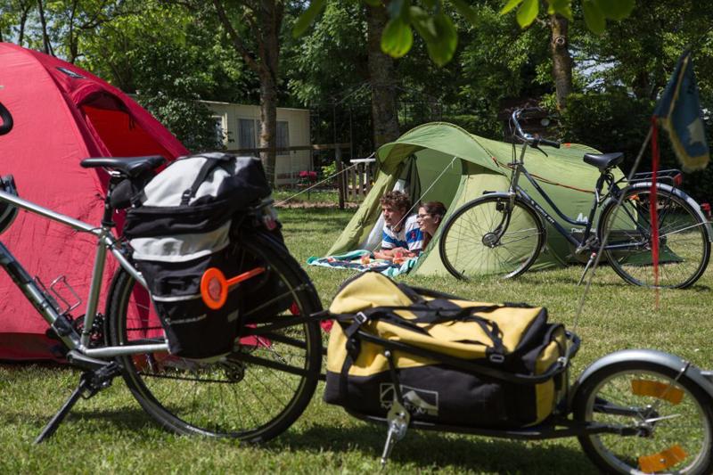 Camping Les Ilots de Saint-Val à VILLIERS-LE-MORHIER - 5  ©