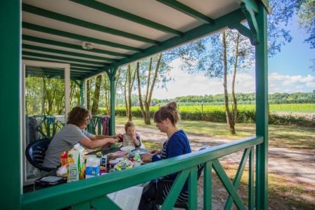 Camping Les Saules / Cheverny à CHEVERNY - 4  ©