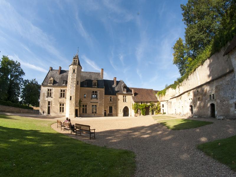 Maison natale de Ronsard à VALLEE-DE-RONSARD © CDT41-Mirphoto2012