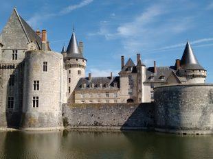 Château de Sully-sur-Loire à SULLY-SUR-LOIRE - 2  © C.DECURE