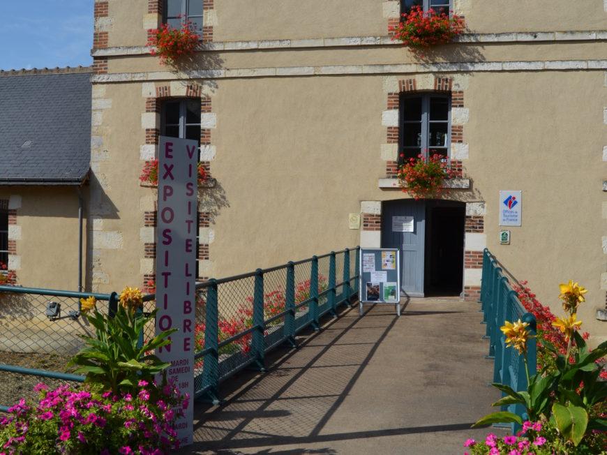 Office de tourisme intercommunal du Perche et Haut Vendomois à FRETEVAL © @Claire Jousse CPHV