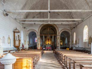 Eglise Saint-Gondon à SAINT-GONDON - 2  © otgien