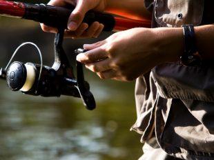 Pêche au Lac de la Roche Bat l'Aigue à BADECON-LE-PIN - 2  © ADTI