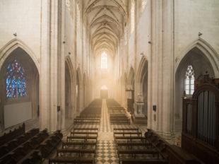 Basilique Notre-Dame de Cléry à CLERY-SAINT-ANDRE - 2  ©  V. Bauza - Office de Tourisme des Terres du Val de Loire