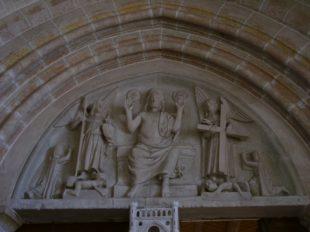 Halle et église Notre-Dame à ASCHERES-LE-MARCHE - 2  © CSP