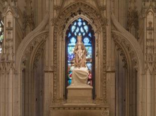 Basilique Notre-Dame de Cléry à CLERY-SAINT-ANDRE - 5  ©  V. Bauza - Office de Tourisme des Terres du Val de Loire