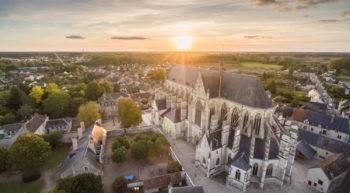Basilique Notre-Dame de Cléry