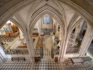 Basilique Notre-Dame de Cléry à CLERY-SAINT-ANDRE - 7  ©  V. Bauza - Office de Tourisme des Terres du Val de Loire