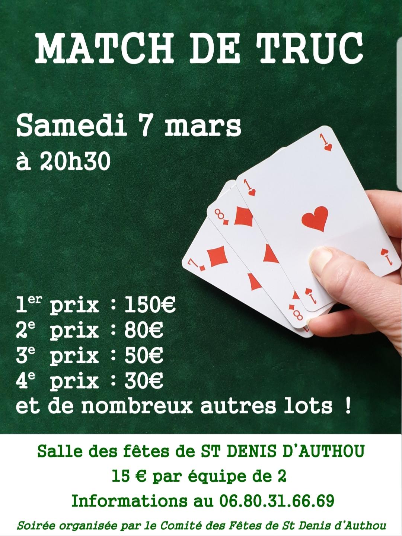 Match de truc à SAINTIGNY © CDF SDA