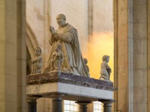 Basilique Notre-Dame de Cléry à CLERY-SAINT-ANDRE - 8  ©  V. Bauza - Office de Tourisme des Terres du Val de Loire
