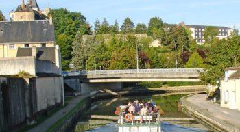 1. Le Pont du Québec (Crédit photo Office de Tourisme Agglomération de Montargis)