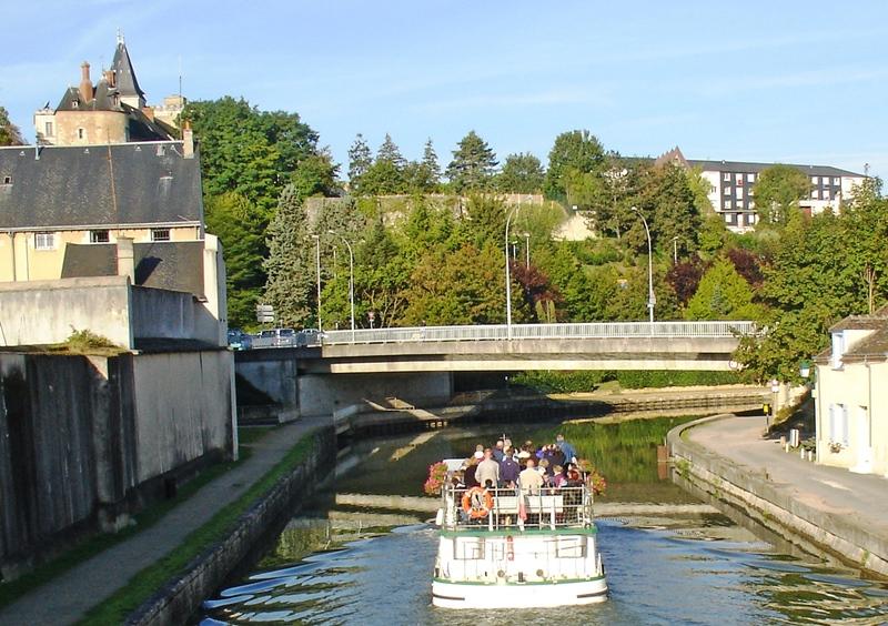 Circuits des ponts à MONTARGIS © Office de tourisme Agglomération de Montargis