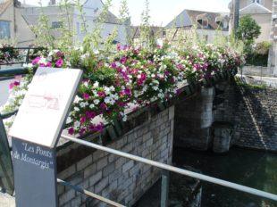 Circuits des ponts à MONTARGIS - 2  © Office de tourisme Agglomération de Montargis