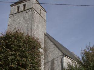 Eglise Saint-Pierre à ALLAINVILLE OUTARVILLE - 2  © CSP