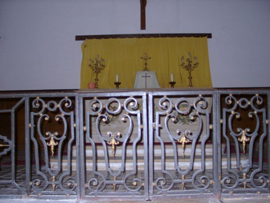Eglise Saint-Pierre à ALLAINVILLE OUTARVILLE © CSP