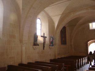 Eglise Sainte-Catherine-Sainte-Mesme de Léouville à LEOUVILLE - 2  © CSP