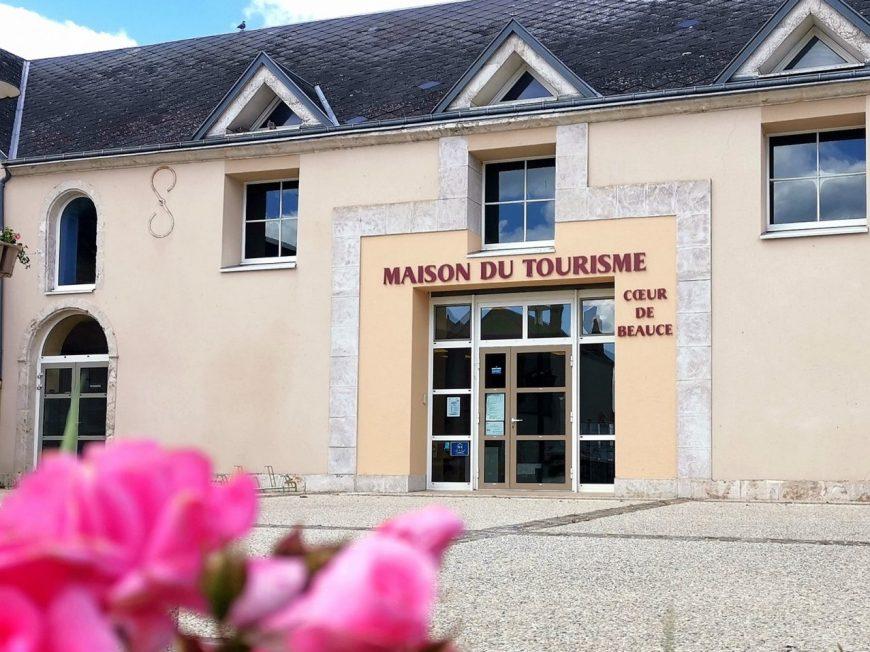 Maison du Tourisme Coeur de Beauce à ORGERES-EN-BEAUCE © Maison du Tourisme Coeur de Beauce
