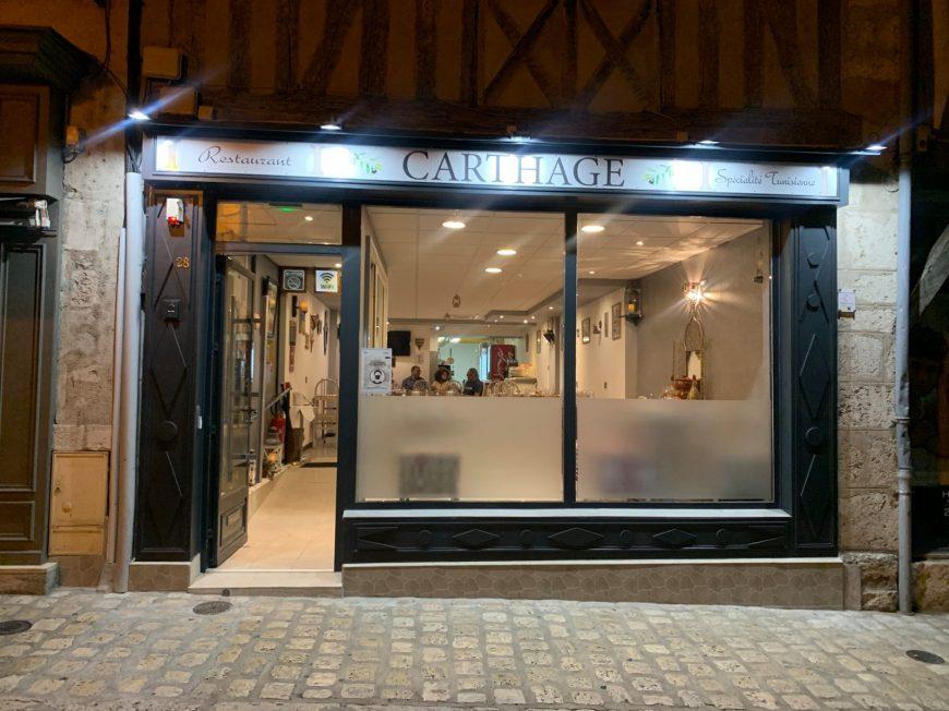 Carthage à BEAUGENCY ©  Carthage