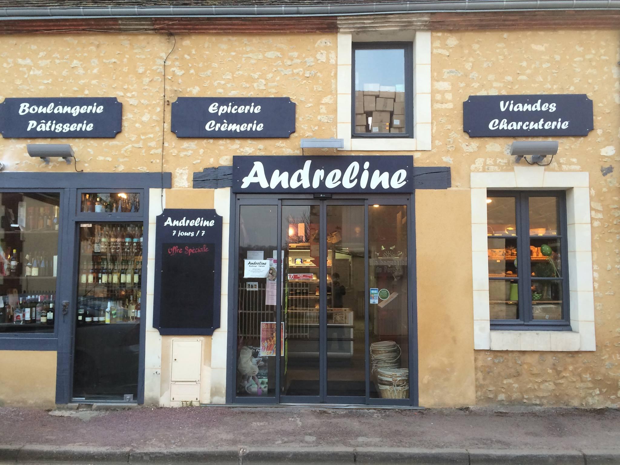 Andreline à COUDRAY-AU-PERCHE © Andreline