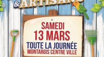 13 Mars Marché des Producteurs Montargis