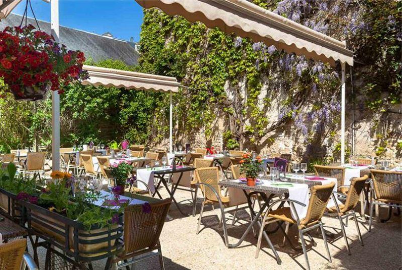 Restaurant Bistronomique de l'Ecu de France à LE MALESHERBOIS © Ecu_de_France