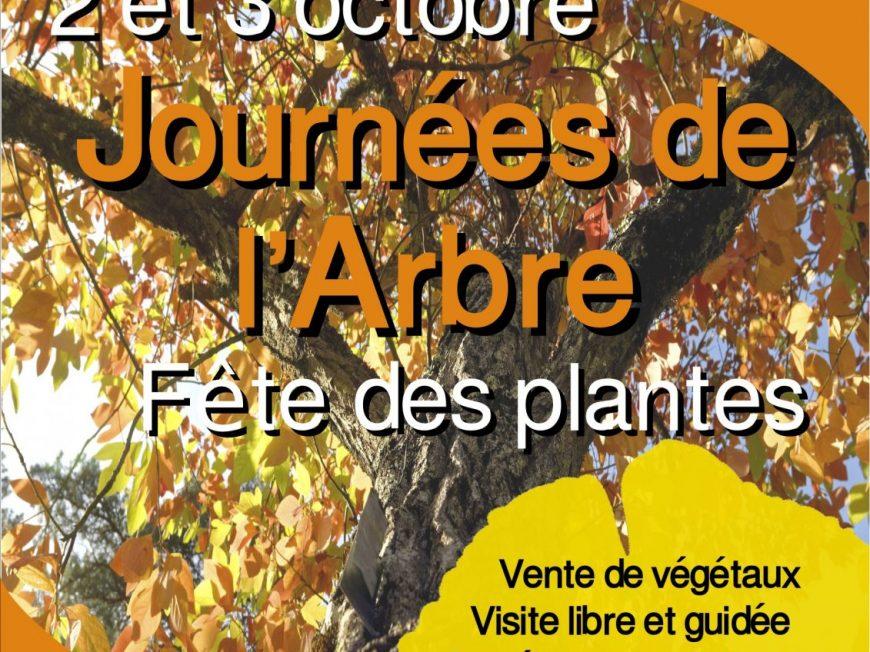 Les Journées de l'Arbre à l'Arboretum National des Barres à NOGENT-SUR-VERNISSON © Arboretum des Barres