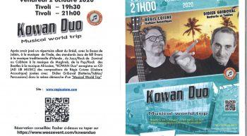 2 Octobre Kowan Duo
