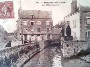 Les moulins des Mauves à MEUNG-SUR-LOIRE - 2  ©  Office de Tourisme des Terres du Val de Loire