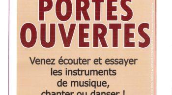 20&23 Conservatoire de Montargis Portes Ouvertes