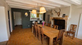 Gîte de la Gabillière – Hébergement autour du château de Chambord
