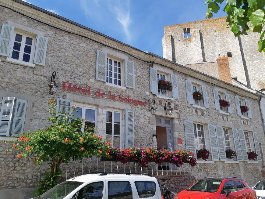 Hôtel de la Sologne à BEAUGENCY ©  Hôtel de la Sologne
