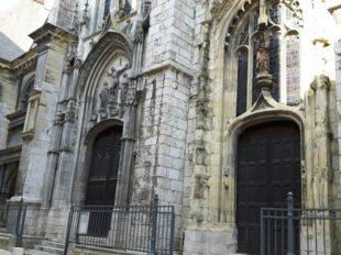 Eglise Notre-Dame-de-Recouvrance à ORLEANS - 2  © ADRT