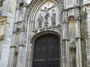 Eglise Notre-Dame-de-Recouvrance à ORLEANS - 4  © ADRT
