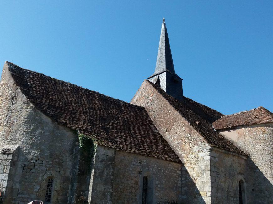 Eglise Saint-Martin-le-Seul à BONDAROY © PdB