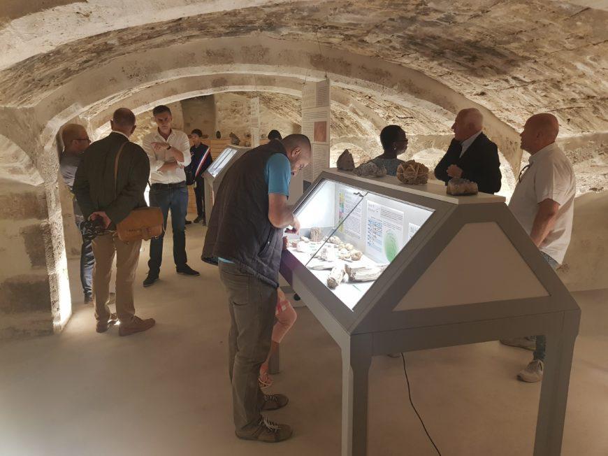 Musée à remonter le temps à CEPOY © Mairie Cepoy