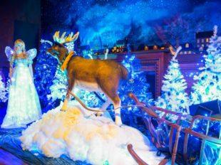 Noël au château ! Désactivée, à remettre fin août à MEUNG-SUR-LOIRE - 4  © Philippe HIRSCH