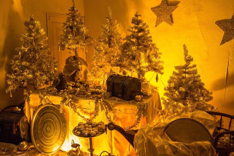 Noël au château ! Désactivée, à remettre fin août à MEUNG-SUR-LOIRE © A.Rue