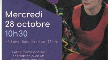 28 Oct Me Voilà ! Par Magda Lena Gorska