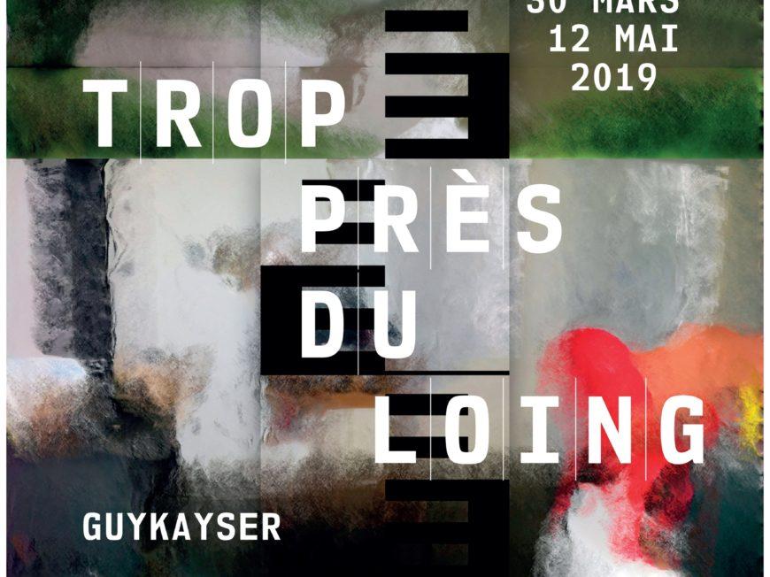 Trop Près du Loing – Exposition de GUYKAYSER à AMILLY © les tanneries
