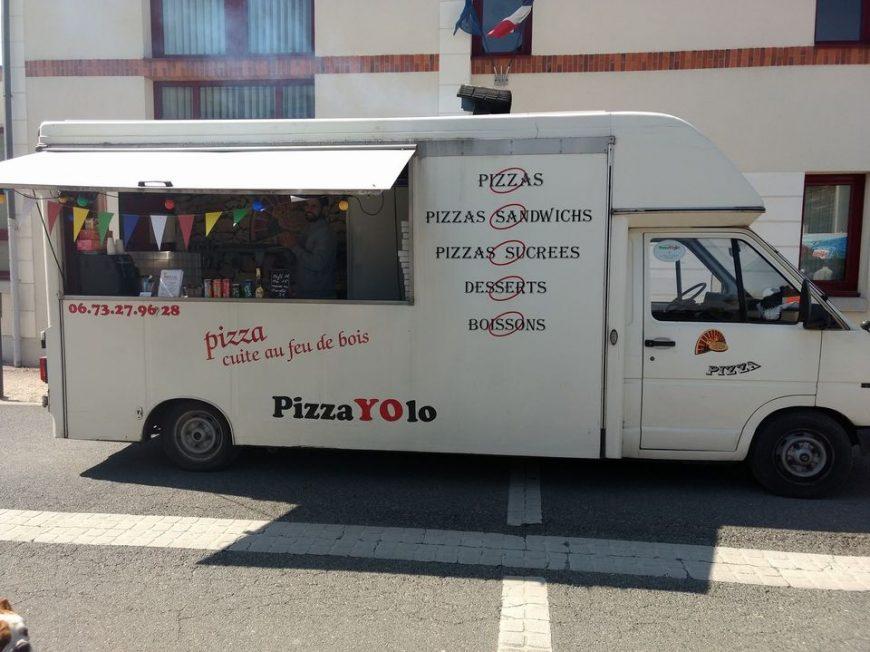 Pizza Yolo à JANVILLE-EN-BEAUCE © mtcb