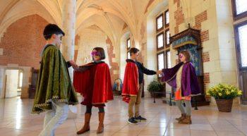 Fêtes Royales Château Royal d'Amboise