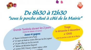 5 6 Décembre Téléthon Villemandeur