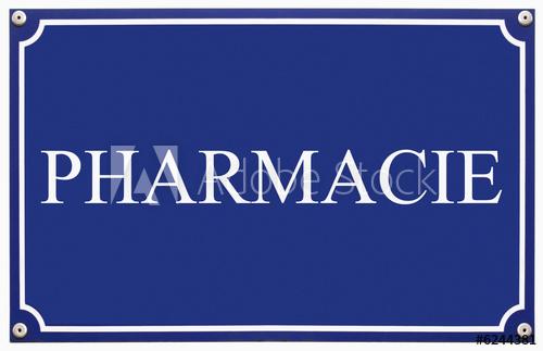 Pharmacie des halles à SENONCHES © ofice de tourisme