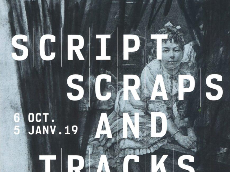 Script, scraps and tracks à AMILLY - 1