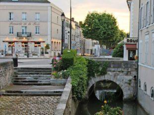 Circuits des ponts à MONTARGIS - 8  © Office de tourisme Agglomération de Montargis